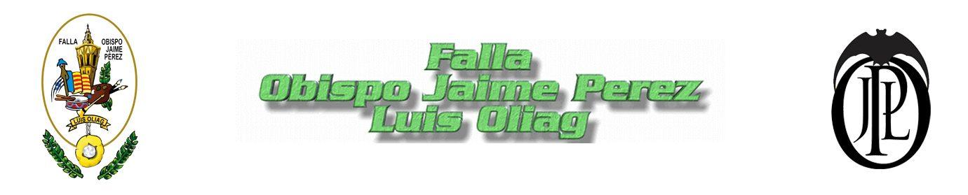 Falla Obispo Jaime Pérez - Luis OLiag